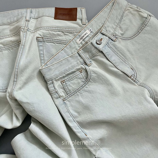 139 Rike Light blue Jeans
